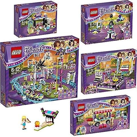 Lego Friends Set en 6 parties 41127 41128 41129 41130 41133 30399 L