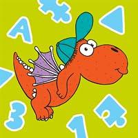 Der kleine Drache Kokosnuss - Lernspaß