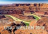 USA - Westen 2018 Exklusivkalender (Limited Edition) -