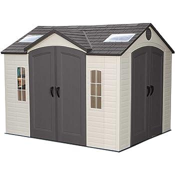 Amazon Gartenhaus Kunststoff