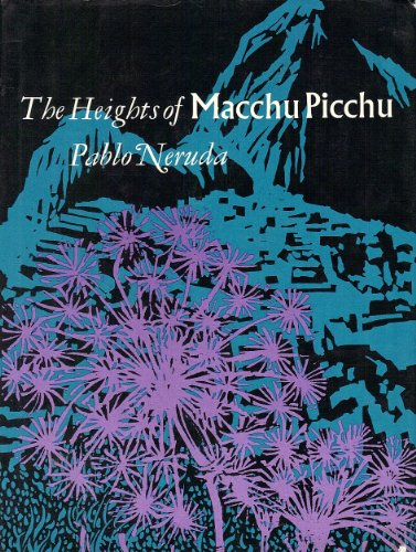 The Heights of Macchu Picchu