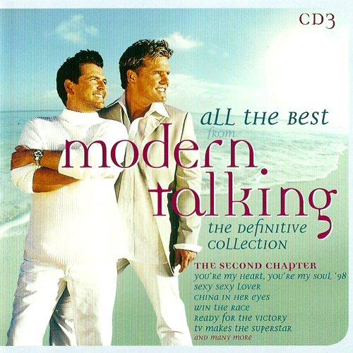 German Pop Titan (CD AlbumModern Talking, 21 Tracks)