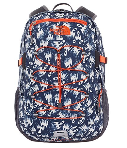 the-north-face-borealis-classic-mochila-color-azul-naranja-talla-unica