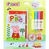 Peppa Pig - Juego de rotuladores (PPIG9566)