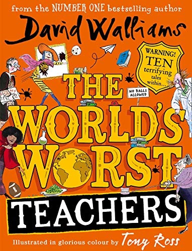 The World's Worst Teachers (English Edition) -
