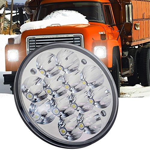 Preisvergleich Produktbild Auto führte Arbeitslicht 5.75 Scheinwerfer Arbeits Lampe versiegelte Lichtstrahl Projektor runde 36W 6000K Xenon Weiß für H5001 LKW Motorrad nicht für den Straßenverkehr
