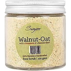 Svayam Natural Walnut Oat Scrub