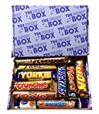 The Sweet Box Chunky Chocolate