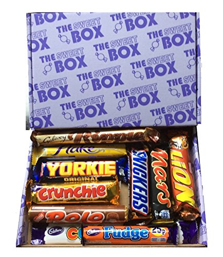 Toot Sweets The Sweet Box Chunky Chocolate
