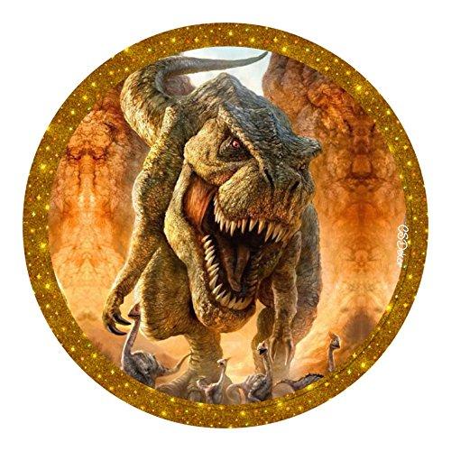 CS-Dekor Tortenaufleger Dinosaurier 015