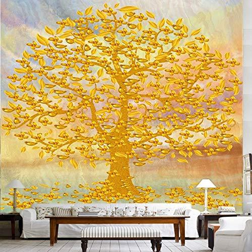 Lxsart Papel tapiz personalizado 3D estéreo mural papel tapiz salón dormitorio sofá telón de...