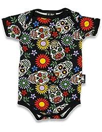 SIX Bunnies - Camiseta de calaveras de azúcar.