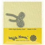 Waffle Flower Crafts Tiny Die, Twine Bow