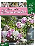 Zauberhafte Blumendeko - Wochenkalender 2017 - Ackermann-Verlag - Wandkalender mit Rätseln - 25 cm x 33 cm