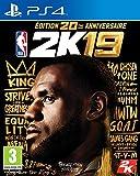 NBA 2K19 Édition 20ème anniversaire Jeu pour PS4