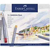Goldfaber Aqua Watercolour Pencil in Metal Tin (Pack of 24)