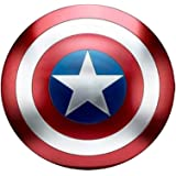 Captain America Shield Full Metal 1 to 1 Movie Version Avengers Handheld Props Model Decoration Legend Series Replicas Miracl