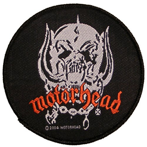 Motörhead-Toppa * Warpig *-rotondo