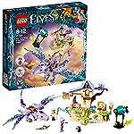 Lego-Elves-Aira-la-Canzone-del-Drago-del-Vento-Multicolore-41193