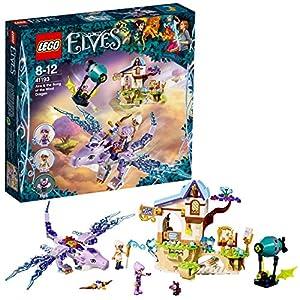 LEGO- Elves Aira la Canzone del Drago del Vento, Multicolore, 41193 LEGO elves LEGO
