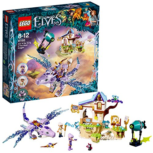 Lego elves dragon