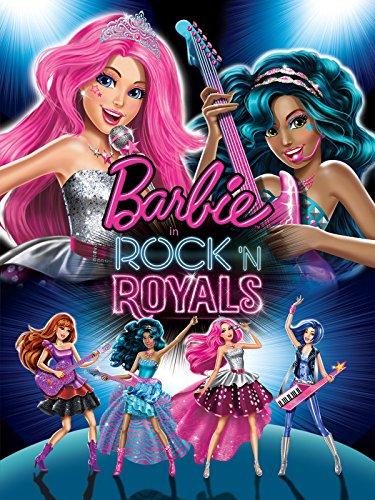 Image of Barbie in Rock 'N Royals