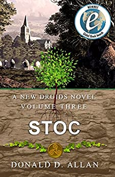 Stoc (A New Druids Series Book 3) (English Edition) di [Allan, Donald D.]