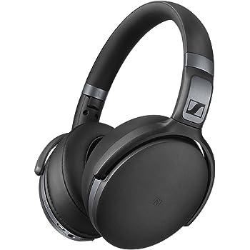 Sennheiser HD 4.40 Cuffia Wireless, Microfonica con Bluetooth, Nero Opaco