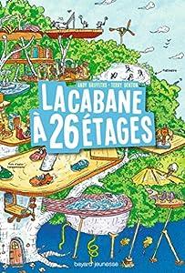 """Afficher """"La cabane à 13 étages n° 02<br /> La cabane à 26 étages"""""""