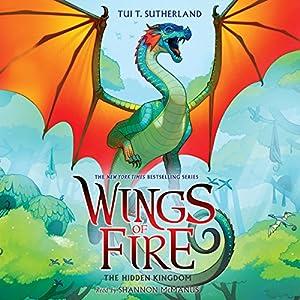 The Hidden Kingdom: Wings of Fire, Book 3