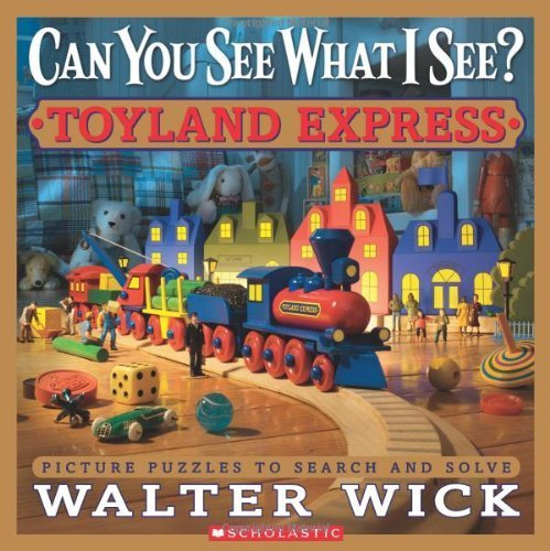 [Toyland Express] (By: Walter Wick) [published: November, 2011]