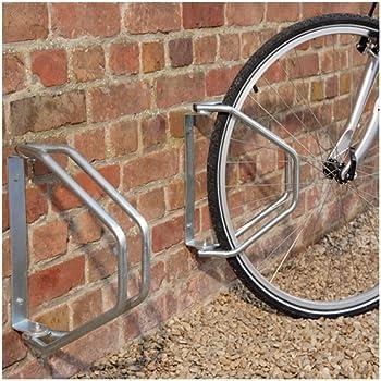 Adjustable Angle Wall Mounted Bike Rack Amazon Co Uk Diy