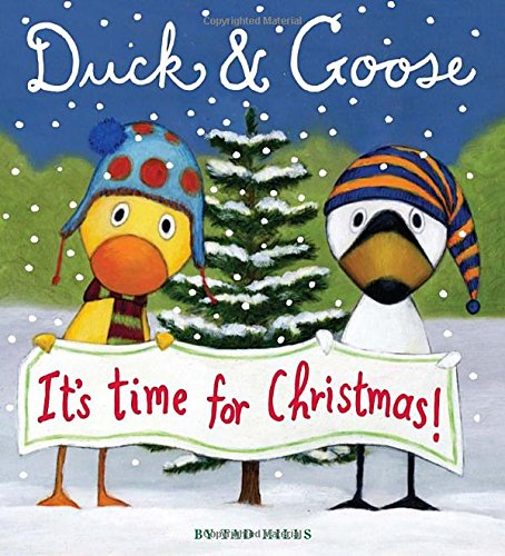 It's Time for Christmas (Duck & Goose)