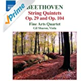 Beethoven: String Quintets, Opp. 29 & 104