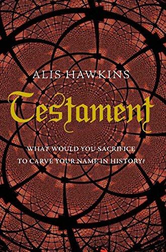 Testament (Macmillan New Writing)