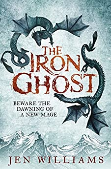 The Iron Ghost (Copper Cat Book 2) by [Williams, Jen]