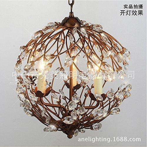 WCZ Personalisierte dekorative Beleuchtung Eisen fünfzackigen Stern Anhänger,Nachahmung Patina