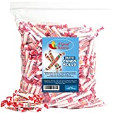 A Great Surprise Smarties Candy Rollen Bulk - Original Aroma, 4LB Party Bag, Bulk Candy, Familiengröße