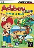 Adiboud'Chou à la Mer + Adiboud'Chou à la Campagne + Adiboud'Chou : soigne les animaux
