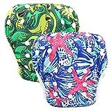 Storeofbaby Baby Reutilizable Swim Pañal Waterprool traje de baño para niños de la basura Chicas Unisex