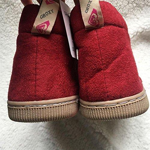 Imbottita Calde Invernali Bassa W Resistenza Cotone Delle Umidità 41 Dell'aria All'interno Uomini Xy Pantofole Sottoveste Scarpe q5FRnRYP