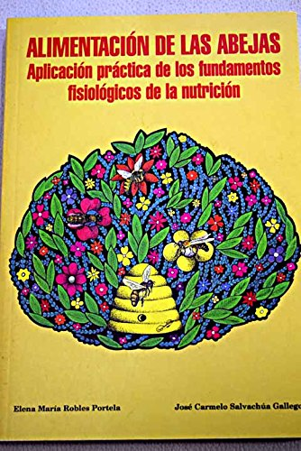 Alimentacion de las abejas por Elena Maria Robles Portela