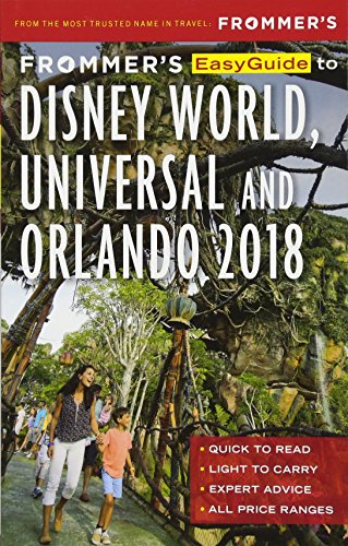 Frommer's EasyGuide to Disney World, Universal and Orlando 2
