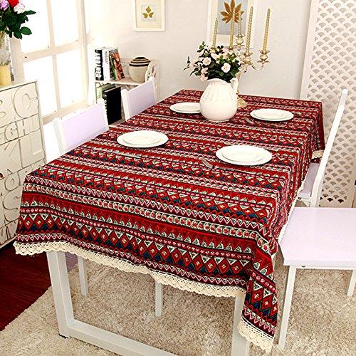 lufa-rectangulaire-patterned-table-vintage-bohemia-ethnique-dinning-cafe-coton-lin-tissu-revetement-
