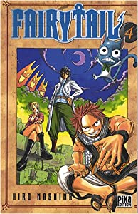 Fairy Tail Edition simple Tome 4