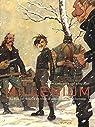 Millénium - Intégrale - Tome 2 - La fille qui rêvait d'un bidon d'essence et d'une allumette par Runberg