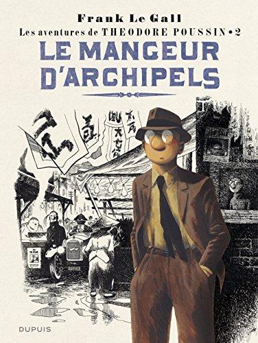 Théodore Poussin - Tome 2 - Le mangeur d'archipels pdf, epub ebook
