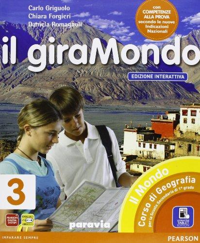 Giramondo. Ediz. interattiva. Per la Scuola media. Con e-book. Con espansione online: 3