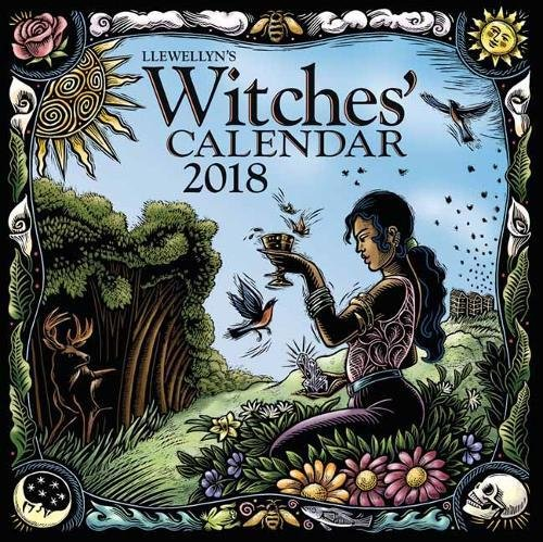 Llewellyn's 2018 Witches' Calendar (Calendars 2018)