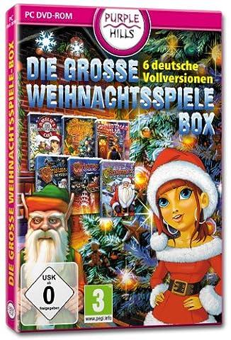 Die große Weihnachtsspiele Box (Große Weihnachts-elfen)